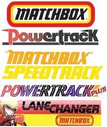 Powertrack Speedtrack Powertrack Plus Lanechanger
